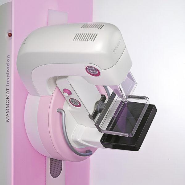 маммографическая платформа Mammomat Inspiration