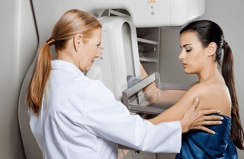 Томосинтез в маммографии